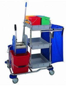 Super Cleaning trolley