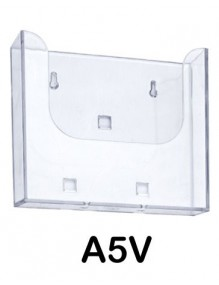 Display stand  A5V ( brochure holders ) (1022pol)