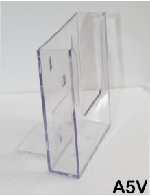 Tabletop A5V display stand