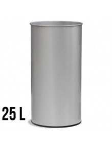 Wastepaper basket 25 Liters - 50 x 26 cm.