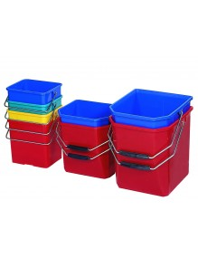 Plastic buckets 25 Liters