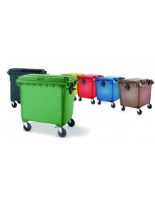 Industrial container 600L.