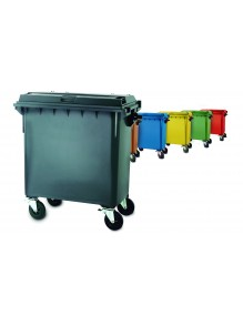 Industrial container 1100L.