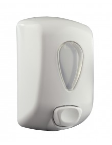 Hand gel dispenser (ABS White)