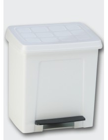 Garbage container with pedal 8 Liters - PB081
