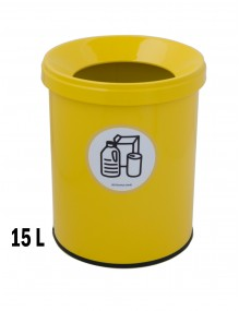 Wastepaper basket with...