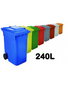 Industrial container 240L.