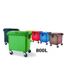 Industrial container 800L.