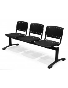 3 Seater bench / polyamide