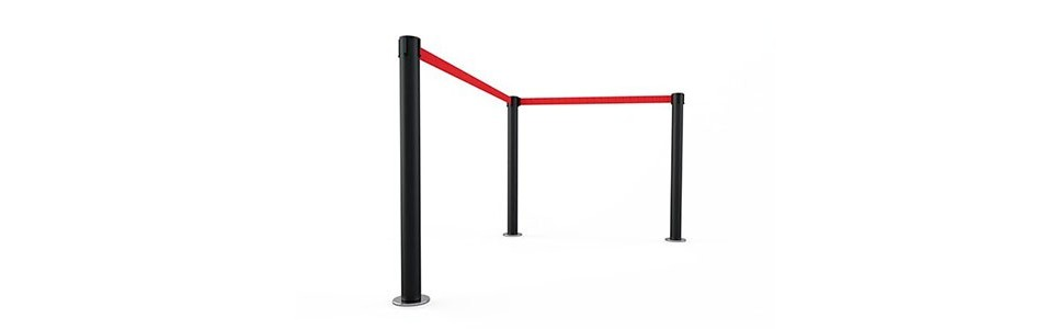 ▷  We manufacture Retractable Barrier Posts  ✅  The best prices